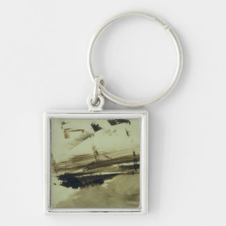 Untitled, or: Evocation of an island, 1870 Keychains