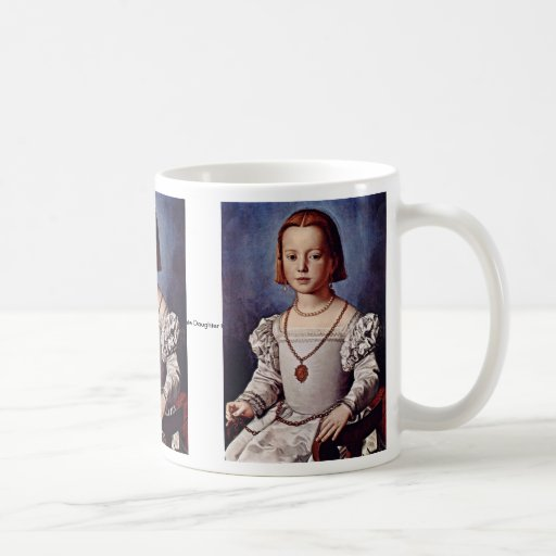 Untitled Portrait Of Bia Coffee Mugs