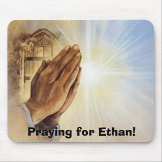 untitled, Praying for Ethan! Mouse Pad