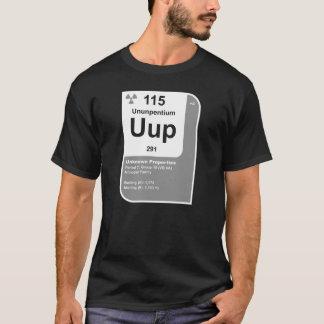 Ununpentium (Uup) T-Shirt