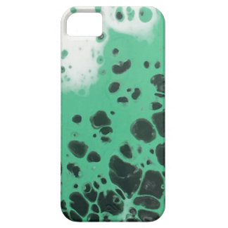 Unusual Green Webbing Case For The iPhone 5