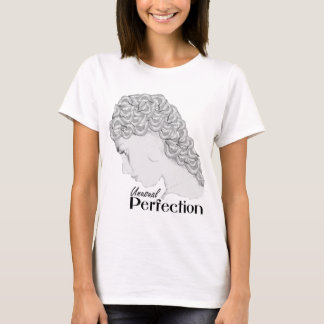 Unusual Perfection T Shirt - Mouths form Hair.