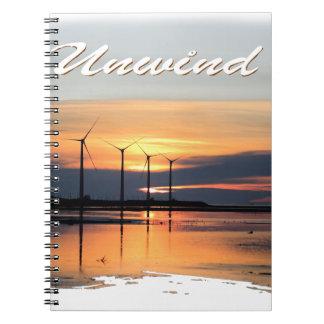 Unwind Notebooks