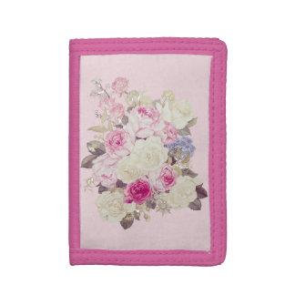 uoretsuto Wallet of elegant rose of eregant rose