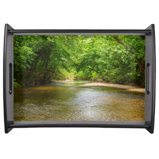 Up A Creek Serving Tray