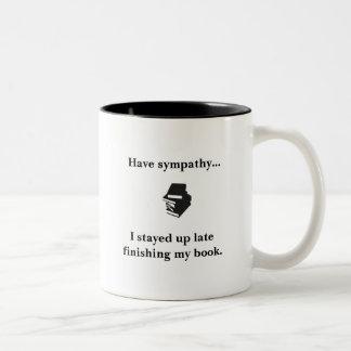 Up All Night Reading - Book Lovers Mug