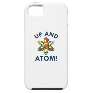 Up And Atom! iPhone 5 Cases