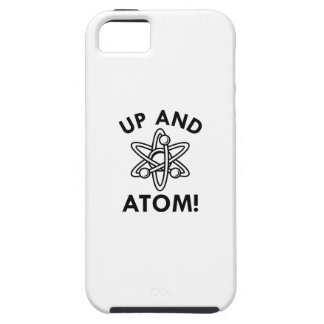 Up And Atom! iPhone 5 Covers