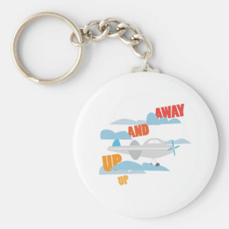 Up And Away Keychain