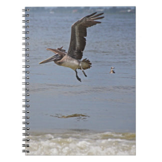Up and Away Notebook