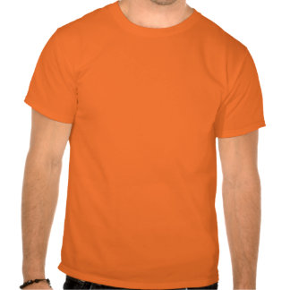 UP Deer hunting Hunter Orange with crosshairs Shirts
