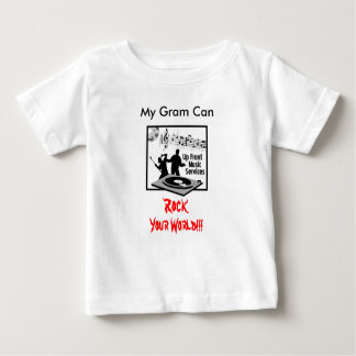 Up-Front-Music-Services-Log-300, My Gram Can , ... Shirt