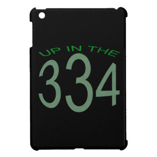 UP IN 334 (GREEN) COVER FOR THE iPad MINI