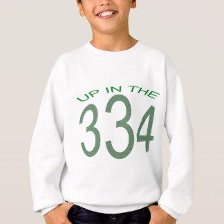 UP IN 334 (GREEN) SWEATSHIRT