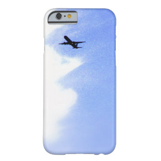 Up in the Blue Sky l In-Flight Airplane Barely There iPhone 6 Case