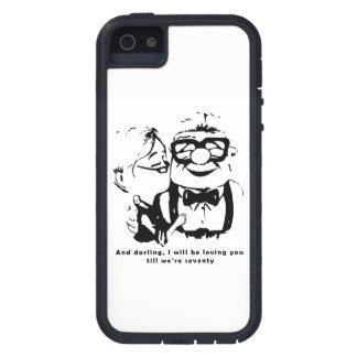 up movie shot iPhone 5 case