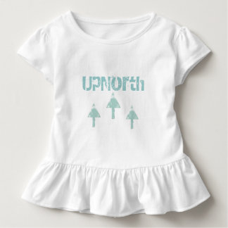 Up-North  - Toddler T-Shirt