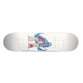 up or down?! skateboard deck