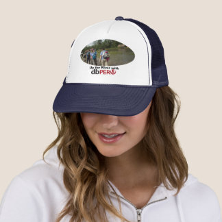 Up the River with DB Peru Trucker Hat
