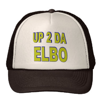 Up To The Elbow T-shirts and Gifts Trucker Hat