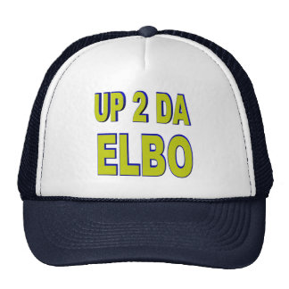 Up To The Elbow T-shirts and Gifts Cap