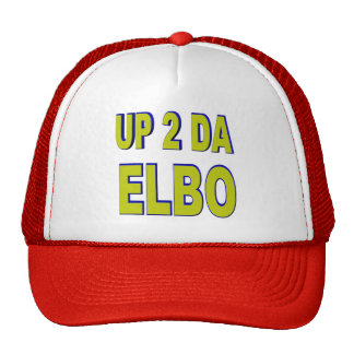 Up To The Elbow T-shirts and Gifts Mesh Hat