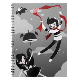 """""""Up, up and away!"""" Notebook"""
