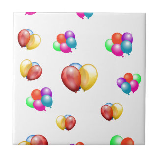 Up Up and Away Small Square Tile