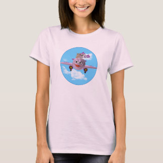 Up up and away the Fruffybottom Way T-Shirt