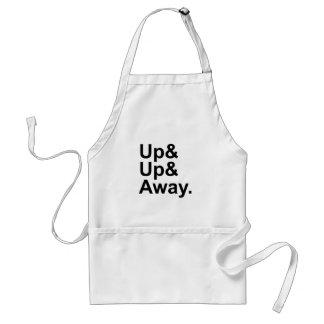 Up Up & Away | Flying Motivation Expression Standard Apron