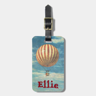 Up up & Away Luggage Tag
