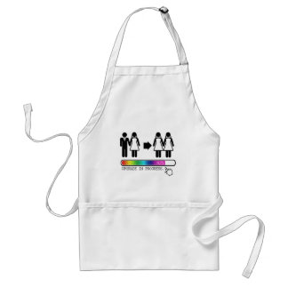 UPGRADE TO LESBIAN APRONS
