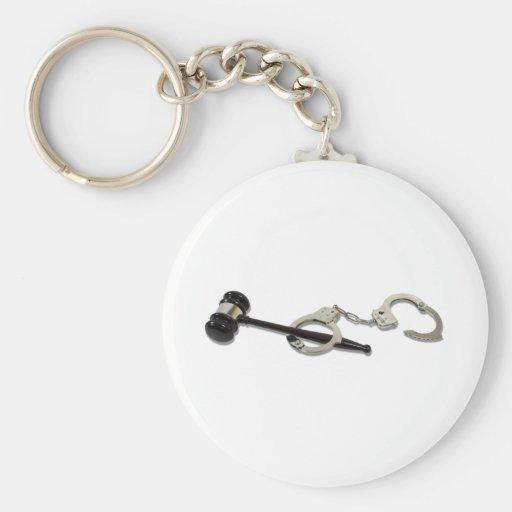 UpholdingLaw073110 Key Chains