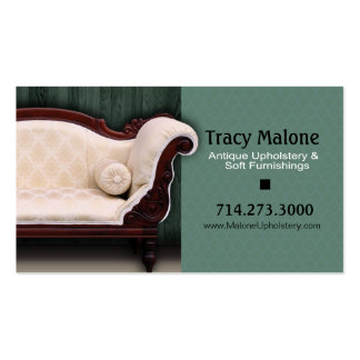 Upholstery Expert, Furniture Designer Pack Of Standard Business Cards