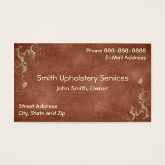 55 furniture upholstery business cards and furniture for Upholstery business cards