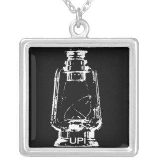 UPI Logo Necklace