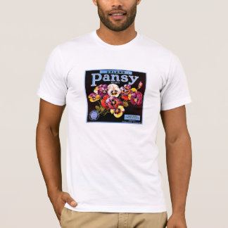 Upland Pansy white T-Shirt