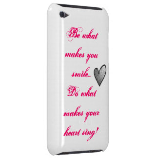 Uplifting Motivational Ipad Case