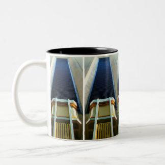 uplight Two-Tone coffee mug