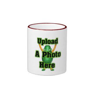 Upload photo to Valxart templates Mug