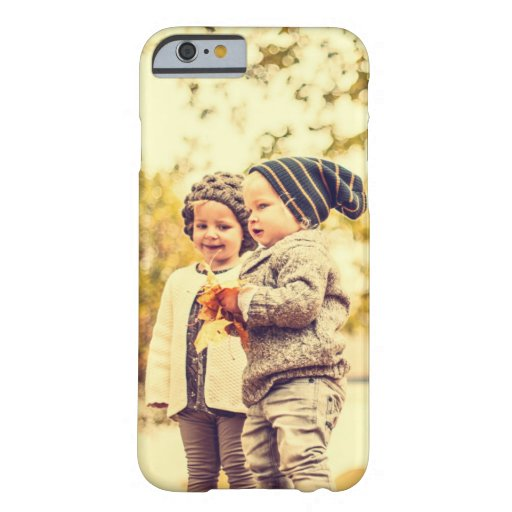 Upload Your Own Image iPhone 6 Case