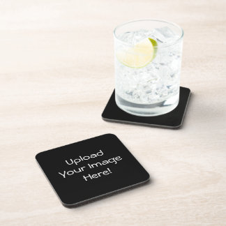 Upload-Your-Own-Photo Cork Coasters Square