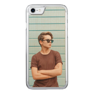 Upload Your Own Photo | Custom Full Photo Carved iPhone 8/7 Case
