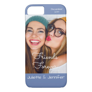 Upload your photo | personalize with names, dates iPhone 8/7 case