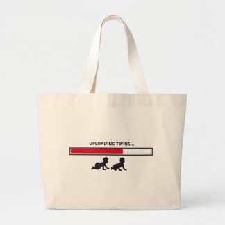 uploading baby pregnant woman tote bag