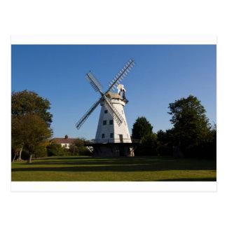 Upminster Windmill Postcard