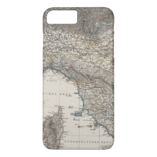 Upper and Central Italy iPhone 7 Plus Case