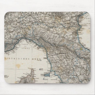 Upper and Central Italy Mouse Pad