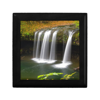 Upper Butte Creek Falls in Autumn Gift Box