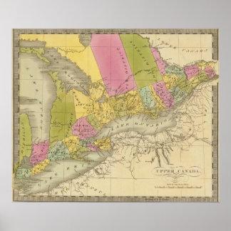 Upper Canada 4 Poster